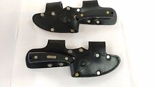 """Sur Tan® Patented """" Quick Draw """" Knife case with Old Timer Schrade Knife"""