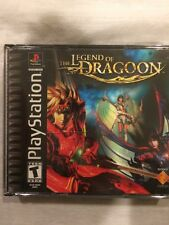 Legend of Dragoon (Sony PlayStation 1, 2000)