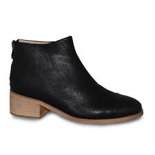 NEW Drake Black Leather Boot Bresley Ladies Shoes Sizes 37,38,3940,41,42,43,44,4