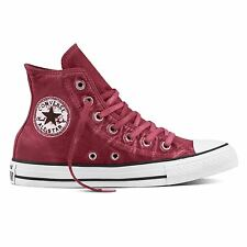 Converse Womens Chuck Taylor All Star Hi Top Textile Trainers