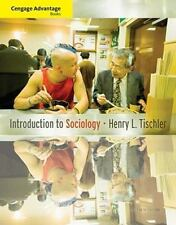 Cengage Advantage Books: Introduction to Sociology by Henry L. Tischler (2010, …