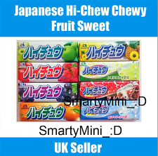 Japanese Hi-Chew Chewy Fruit Candy Sweet