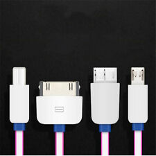 1Pcs Charger Cable 4in1 Convenience Multifunction Pop USB Android Small Size IOS