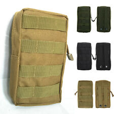Molle Tactical Medical Military First Aid Nylon Sling Pouch Bag Case For Airsoft