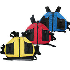 Adult Buoyancy Aid Sailing Kayak PFD Life Jacket Jackets Universal Boating