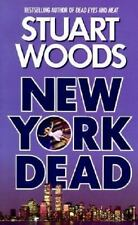 New York Dead by Stuart Woods,  Harper Paperbacks 1st Printing 1992