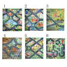 Kid Baby Play Mat Crawling Carpet Rug Floor Game Play Developmental Play Fun Toy