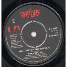 "VAPORS Waiting For The Weekend 7"" VINYL UK United Artists 1980 B/W Billy"