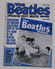 THE BEATLES BOOK APPRECIATION SOCIETY MAGAZINE No.3 July 1976 No. 3