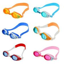 Kids Anti Fog Swimming Goggles Child Adjustable UV Protection Swim Glasses