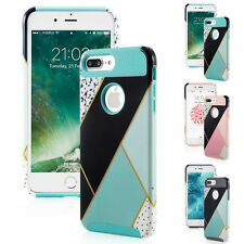 Matte New Shockproof Protective Hybrid Hard Case Cover For iPhone 7 Plus/ 6S