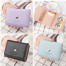 Zipper Lovely Coin Colorful  Solid Golden Cute Card  Wallet  Purse 1Pcs Fashion
