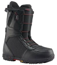 Snow Boots Burton Imperial 2017 Mens Black Red