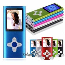 "16GB Slim Digital MP3 MP4 Player 1.8"" LCD Screen FM Radio, Games & Movie,Video"