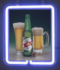 Dos Equis Cerveza Lager Beer New Brand New Neon Light Sign