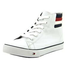 Tommy Hilfiger Dennis Mill Youth   Synthetic White Fashion Sneakers
