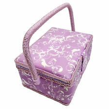 D&D Household Storage Basket With Sewing Accessories Tools box Crafts Organizer