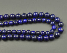 Natura Lapis Lazuli Gemstone Beads Blue Round Loose Spacer Beads 4,6,8,10,12mm