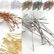 Wholesale Eye Pins/Head Pins/Ball Pins Jewellery Beading Needles Craft Findings