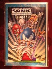 SONIC HEDGEHOG Special Comic Book FIRSTS First Edition Bagged & Boarded MINT