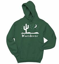 Wanderer Sweatshirt Country Camping Outdoors Lover Graphic Hoodie