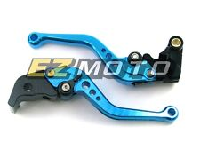 CNC Clutch Brake Levers for Ducati 1098 1198 1199 PANIGALE S Tricolor 12 SBU