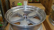 American Racing Mag Grey 200S 17 x 8 VN402 Wheel - Open Box