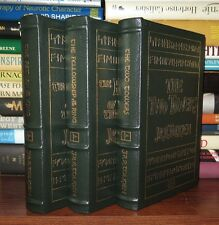 Tolkien, J. R. R.  THE FELLOWSHIP OF THE RING, THE TWO TOWERS, THE RETURN OF THE