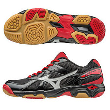 Mizuno Wave Twister 4 Unisex's Volleyball Badminton Indoor Shoes V1GA157091 A