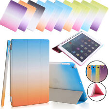 Magnetic Flip Slim Leather Stand Smart Case Cover For iPad 234 Mini1234 Air1 2