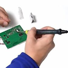 Mini Portable USB 5V 8W Electric Powered Soldering Iron Pen/Tip Touch Switch JMJ
