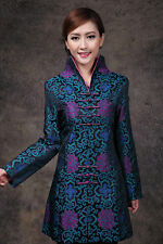 Chinese Traditional Style Women's Jacket Coat Outerwear M L XL XXL 3XL 4XL