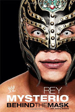 Rey Mysterio: Behind the Mask (WWE), Good Condition Book, Mysterio, Rey, ISBN 97