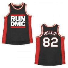 Bravado Run DMC Elevated Basketball Jersey Music Rap Hip-Hop Mens Shirt 35192011