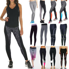 USPS Womens Yoga Gym Leggings Fitness Sports Running Apperal Athletic Pants S476