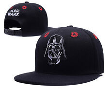 Hot Star Wars Movie Brim Snapback Hats Hip-Hop adjustable Casual Baseball Cap