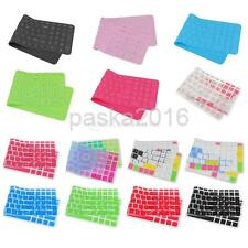 Silicone Laptops Notebooks Keyboard Protector Skin for HP Pavilion 15-ab