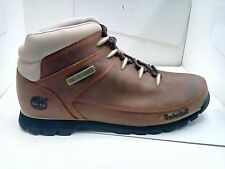 Timberland Mens A121K Euro Sprint Hiker Light Brown Ankle Boot [T37]