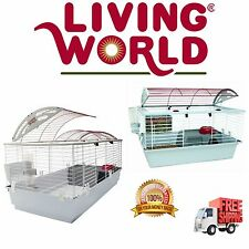 Hamster Cage Rabbits Guinea Pig Habitat Small Animal Supplies Pet Products New