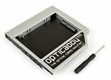 Opticaddy SATA-3 second HDD/SSD Caddy for Acer Travelmate 8372T 8372TG 8372TZ