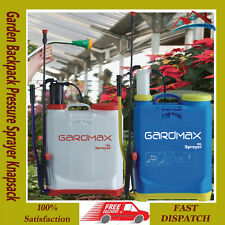 NEW Knapsack backpack sprayer chemical pressure garden for water weed killer
