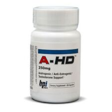 BPI Sports A-HD -Hardcore Strength & Muscle Building Supplement (28 Capsules)