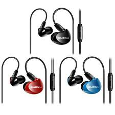 Sports Wired In Ear Headset Stereo Headphone 3.5mm Jack Earphone For Cell Phone^