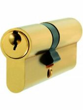 Sterling Euro Profile Thumbturn Brass Cylinder Door Lock FREE POST & PACK