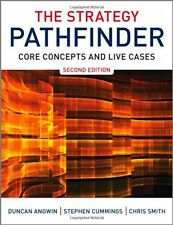 The Strategy Pathfinder: Core Concepts and Live Cases,PB,Duncan Angwin,Chris Sm