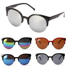 Ladies Fashion Womens Retro Vintage Designer Style Cat Eye Sunglasses Eyewear