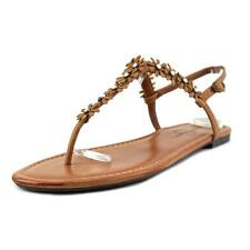 Jessica Simpson Riel   Open-Toe Synthetic  Slingback Sandal NWOB