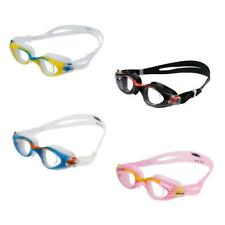 Kids Boys Girls UV Protection Anti-fog Comfort Silicone Swimming Goggles Glasses
