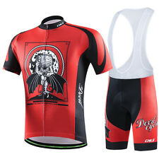 CHEJI 2017 New Fashion Men's Road Bike Jerseys Bib Shorts Suits Racing Race Wear