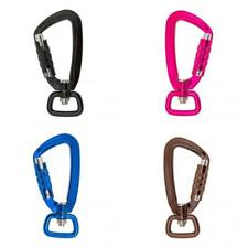 Carabiner Hook Buckle Clip Outdoor Camping Hiking Climbing Pet Leash Hook